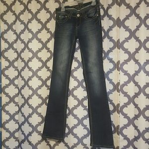 Rue 21 Jeans Size 3/4 Long